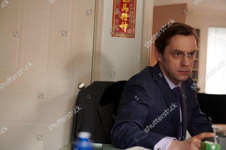 Finlay Robertson as Mark Harper.