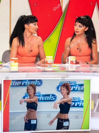 The Cheeky Girls - Gabriela and Monica Irimia