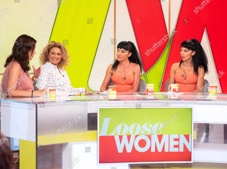 Editorial picture of 'Loose Women' TV show, London, UK - 13 Jul 2018