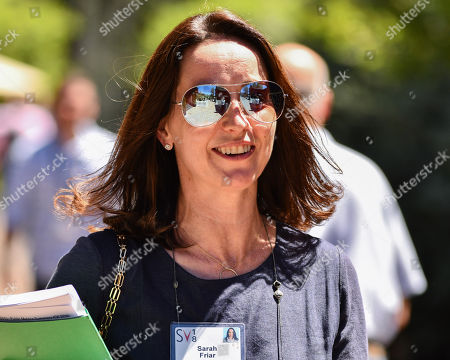 Stock Picture of Sarah Friar
