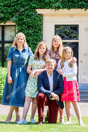 Dutch Royal Annual Summer Photocall, Wassenaar