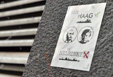 Helsinki Summit preparations