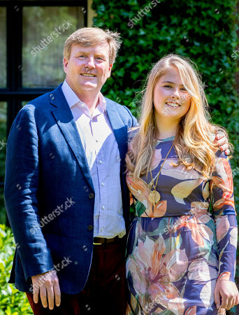 King Willem-Alexander, Princess Catharina-Amalia