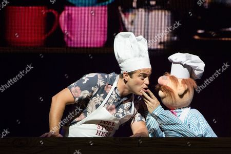 Editorial photo of The Muppets take The O2 at The O2 Arena in London, UK - 13 Jul 2018