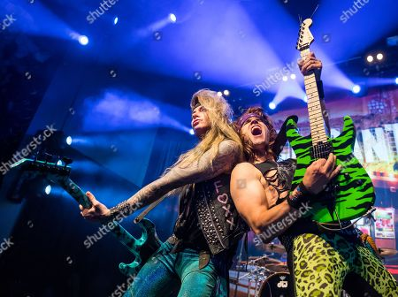 Steel Panther - Lexxi Foxx, Satchel