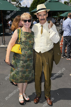 Mark Rylance and Claire van Kampen