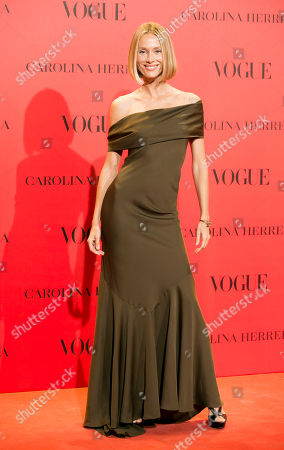 Editorial photo of Vogue 30th Anniversary celebration, Madrid, Spain - 12 Jul 2018