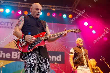 Right Said Fred - Fred Fairbrass.