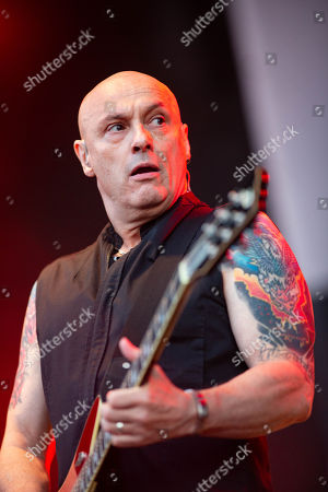 Stock Picture of Right Said Fred - Fred Fairbrass.