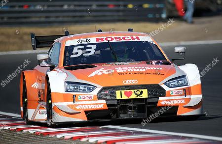 14.07.2018, Circuit Park Zandvoort, Zandvoort, DTM 2018, 5.Lauf Zandvoort,13.07.-15.07.2018 ,  Jamie Green (GBR#53) Audi Sport Team Rosberg, Hoffmann Group Audi RS 5 DTM