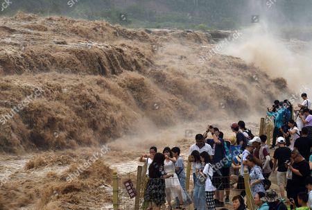 Heavy rain and flooding hits China