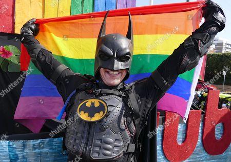 'Bourne Free' pride parade, Bournemouth