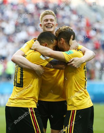 Belgium v England, Third Place play-off, 2018 FIFA World Cup