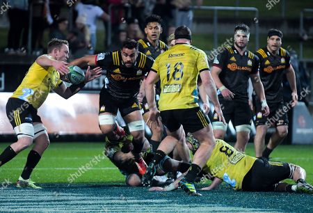 Liam Messam in action