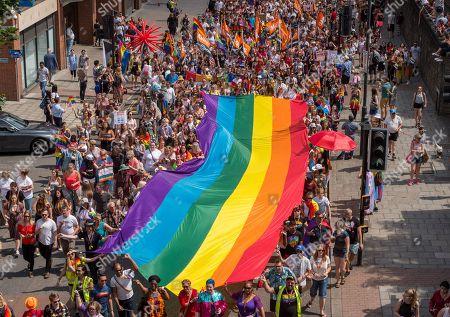 Pride Parade, Bristol