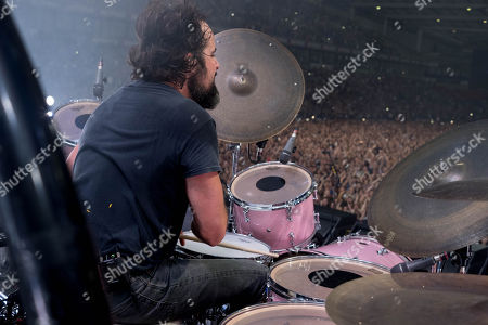 Ronnie Vannucci Jr. of The Killers.