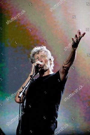 Roger Waters in concert at the Circus Maximus, Rome
