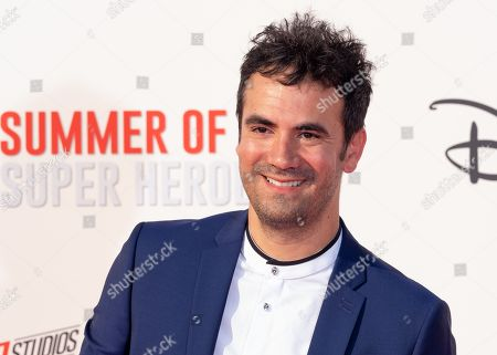 Stock Image of Alex Goude