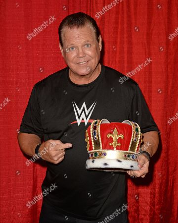 """Stock Picture of Jerry """"The King"""" Lawler"""