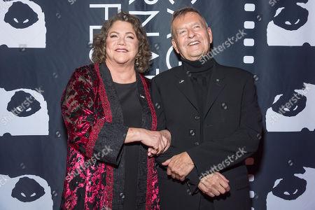 Kathleen Turner, Michael Kutza