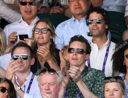 Kate Winslet on Centre Court