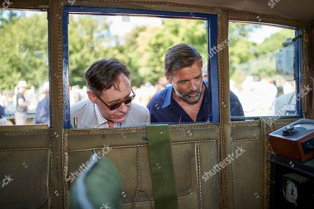 Nick Foulkes and Patrick Grant