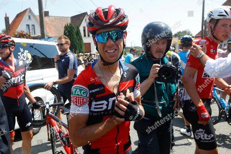 Tour de France, Stage 9