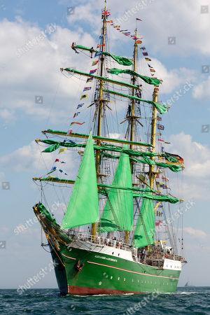 Tall Ships Race, Sunderland