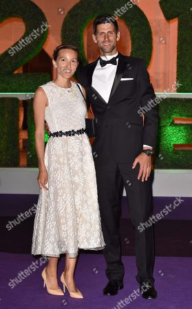 Wimbledon Tennis Champions Dinner, London