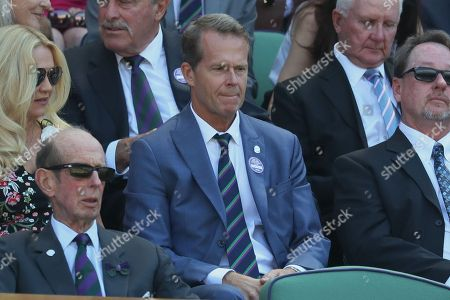 Editorial image of Wimbledon Tennis Championships, Day 13, London, UK - 15 Jul 2018