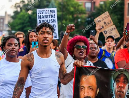 Protest over police shooting, Chicago