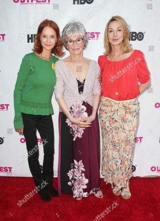 Swoosie Kurtz, Rita Moreno and Sharon Lawrence