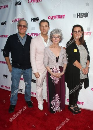 Jeff Kaufman, Christopher Racster, Rita Moreno, Marcia Ross