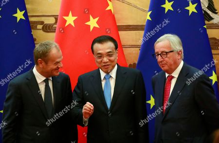 EU - China summit, Beijing