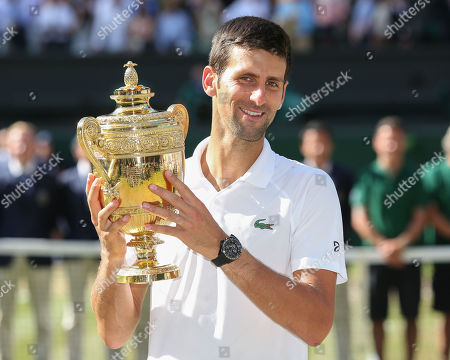 Wimbledon Tennis Championships, Day 13