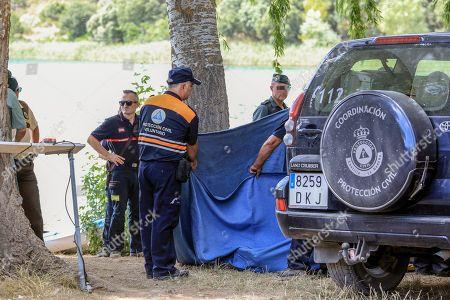 Irish student found dead, Ciudad Real