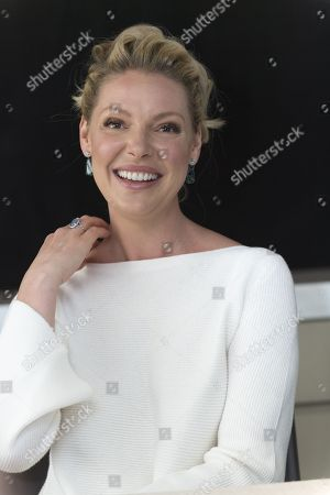Stock Photo of Katherine Heigl