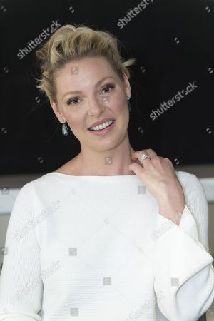 Stock Image of Katherine Heigl