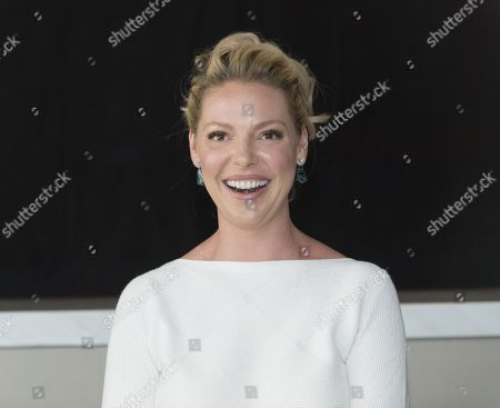 Stock Picture of Katherine Heigl