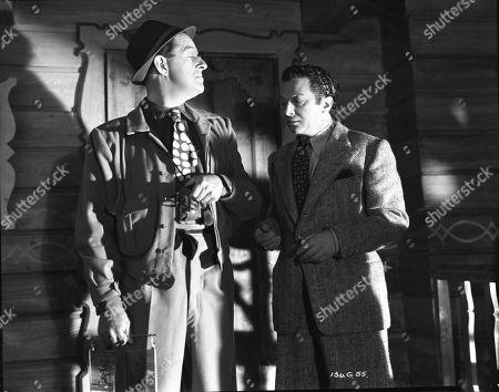 Stanley Holloway (Wesson), Marcel Dalio (Valdini)