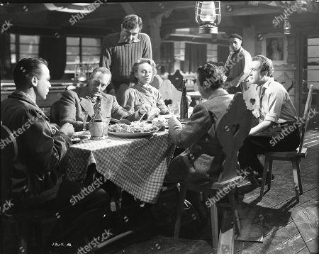 Herbert Lom (Keramikos), Guy Middleton (Mayne), Robert Newton (Engles), Mila Parély (Carla), Marcel Dalio (Valdini), Willy Fueter (Aldo), Dennis Price (Blair)