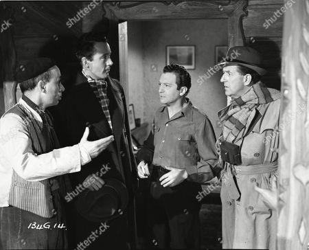 Willy Fueter (Aldo), Dennis Price (Blair), Marcel Dalio (Valdini), Stanley Holloway (Wesson)