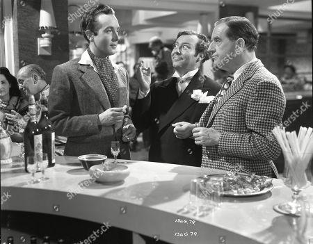 Dennis Price (Blair), Marcel Dalio (Marcel Dalio), Stanley Holloway (Wesson)