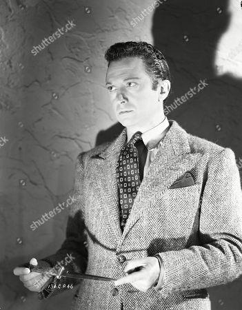 "Editorial photo of ""Snowbound"" Film - 1948"