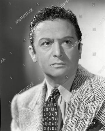 """Editorial image of """"Snowbound"""" Film - 1948"""