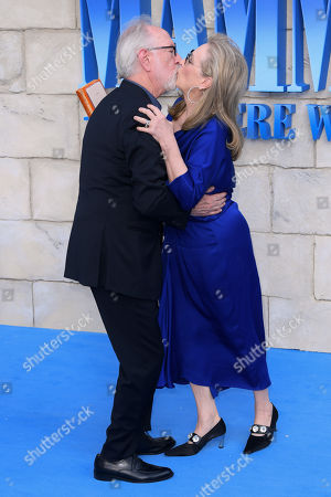 Editorial image of 'Mamma Mia! Here We Go Again' film premiere, Arrivals, London, UK - 16 Jul 2018