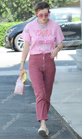 Bella Thorne out and about, Los Angeles