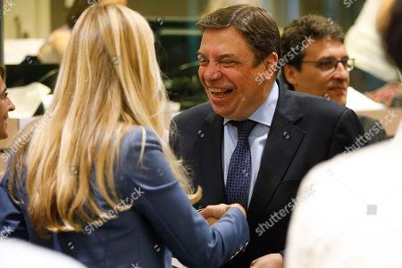 Luis Planas, Juliane Bogner-Strauss