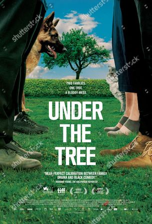 """Editorial picture of """"Under The Tree"""" Film - 2017"""