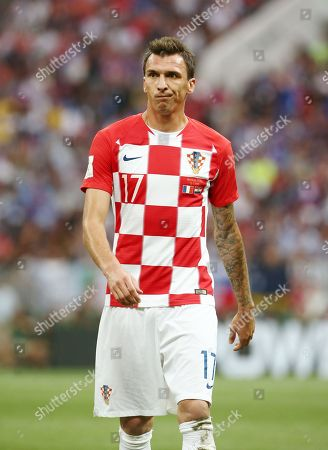 france v croatia final 2018 fifa world の写真素材 限定 shutterstock